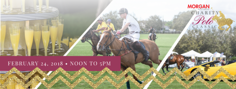 Morgan Auto Group Charity Polo Classic