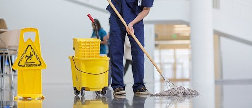 expert commercial cleaner