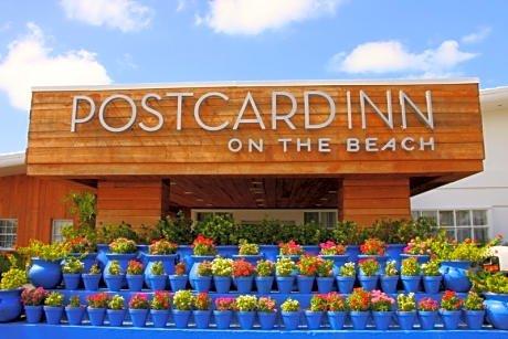 postcardinn on the beach
