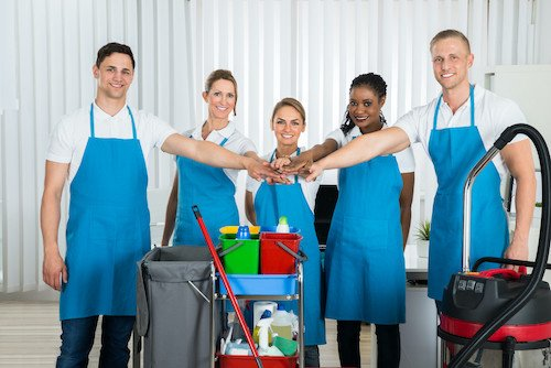 commercial cleaning florida