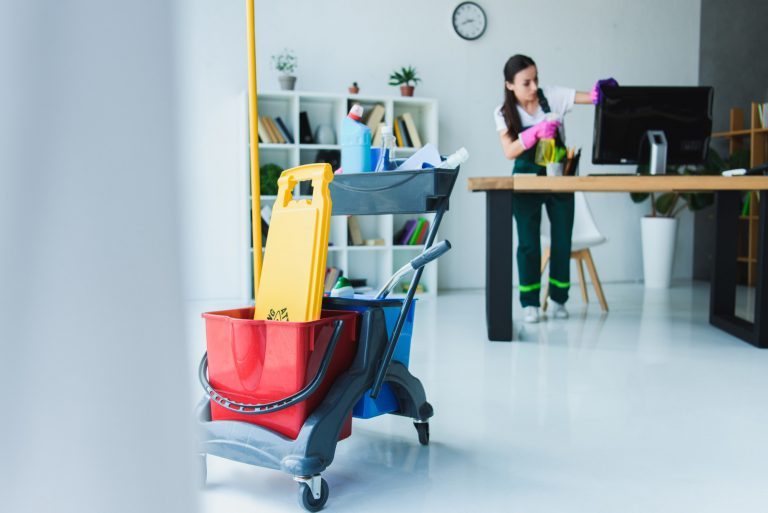 janitorial service in tampa