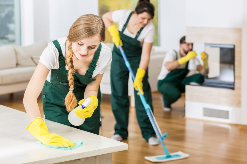 office cleaning tampa